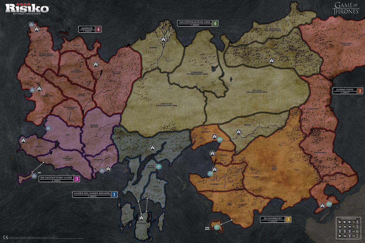 Karte Westeros Essos Deutsch.Details Zu Risiko Game Of Thrones Got Collector S Edition Spiel Brettspiel Deutsch Neu